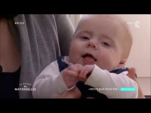 Comment faire rire bébé avec des jeux ? - La Maison des Maternelles