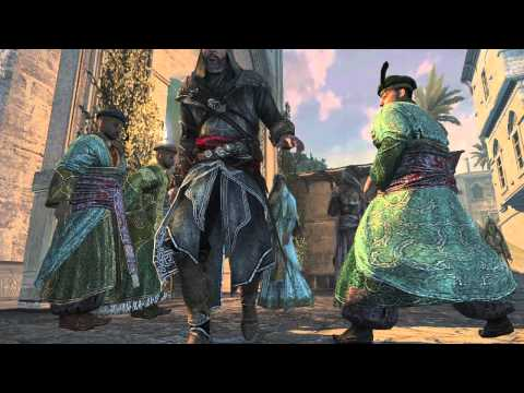 Assassin's Creed Revelations : Two Assassins,One Destiny Trailer [UK]