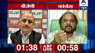 LIVE Debate l Sardar Patel belongs to the nation or any political party ? - ABPNEWSTV