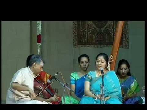 S Sowmya Live & Group Rendering of Padam Javali - T Mukta Centenary