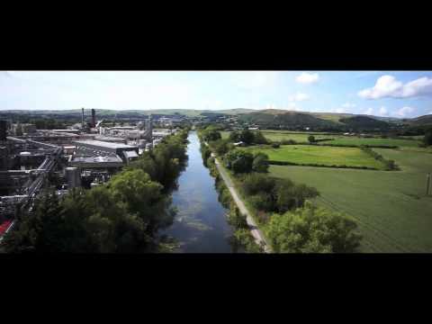 Ulverston Canal August 2014