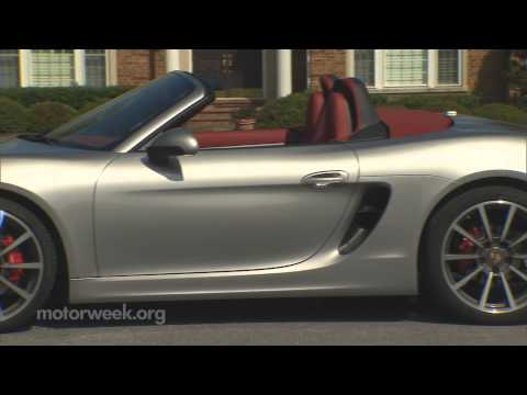 Road Test: 2013 Porsche Boxster S