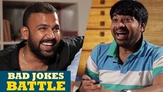 Bad Jokes Battle Ft. Meeku Matrame Chepta Crew! - TFPC