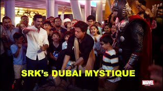 Shah Rukh to uncover secret in Dubai - IANSINDIA