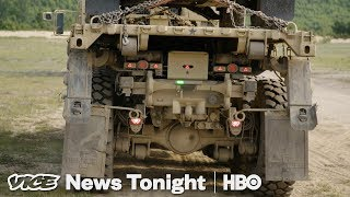 The Army Is Sending War Robots Into Combat (HBO) - VICENEWS