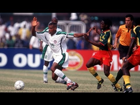 Nigeria v Cameroon - 2000 African Nations Cup - Final - FULL MATCH