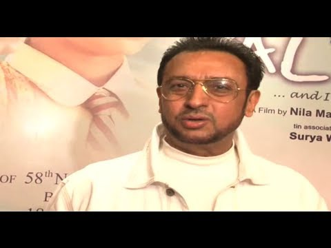 Gulshan Grover At The DVD Launch Of 'I Am Kalam'