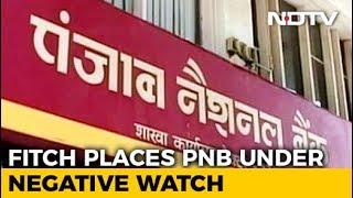Fitch Puts Punjab National Bank's Viability Rating On Negative Watch - NDTV