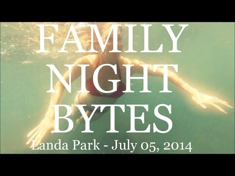 Family Night Bytes - Landa Park