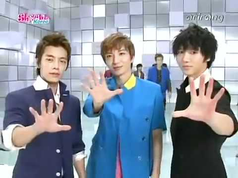 Mr. Simple MV Making - Super Junior (English Sub)