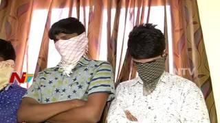 విజయవాడ లో పదవ తరగతి విధ్యార్థిని పై సామూహిక హత్యాచారం ||నిందితులు అరెస్ట్ || NTV - NTVTELUGUHD