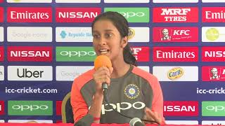 ICC Womens World T20 2018  - Indian player Jemimah Rodrigues - CRICKETWORLDMEDIA
