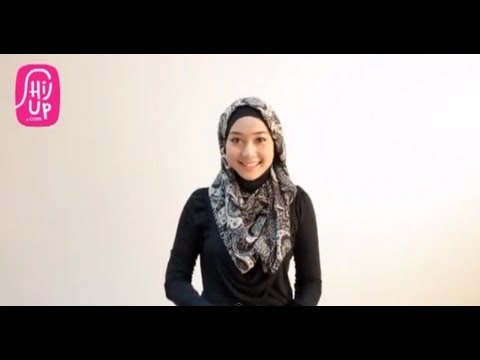 Hijab Style Tutorial 22 by HijUp.com