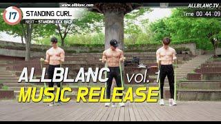 【EP38】Allblanc BGM release | Band 4 MINUTE tabataAllblanc BGM release | Band 4 MINUTE tabata