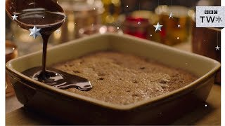 Sticky Toffee Pudding – Nigella: At My Table | Christmas – BBC TWO - BBC