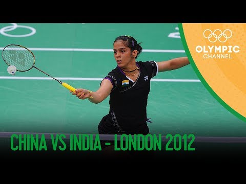 Badminton Women's Singles Medal Matches - Bronze - India v China Replay - London 2012 Olympic Games