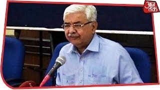 कांग्रेस को समर्थन देने के बयान से विश्व हिंदू परिषद का यू-टर्न - AAJTAKTV
