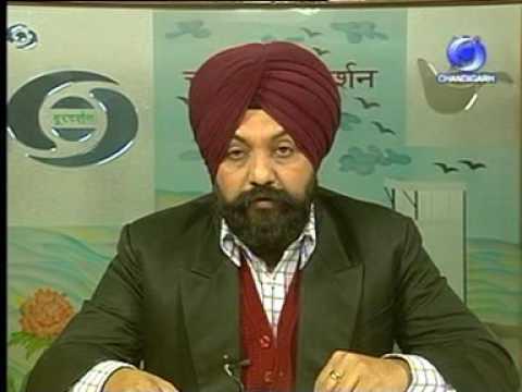 <p>Devinder Singh Kohli on Chandigarh Doordarshan</p>