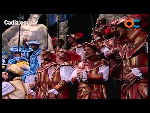 Sesión de Cuartos de final, la agrupación Los cuatro reinos actúa hoy en la modalidad de Coros.