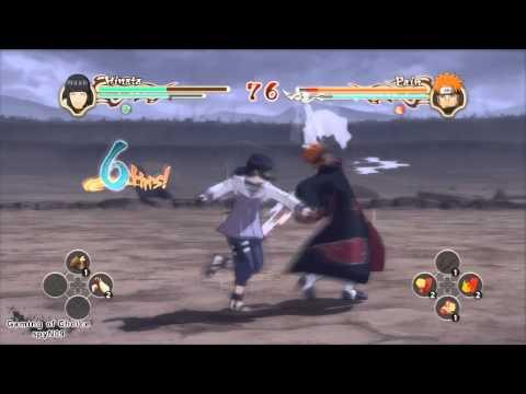 Naruto Shippuden Ultimate Ninja Storm 2 - 038 - Hinata vs Pain