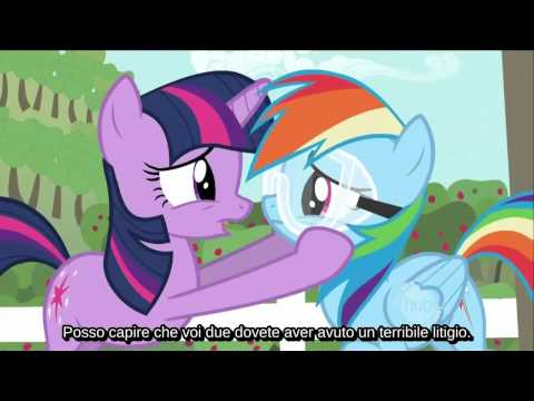 My Little Pony: Friendship is Magic - 2x03 Lesson Zero (hardsub italiani)