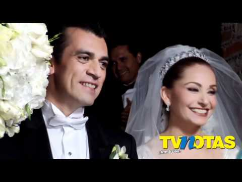 La boda de Jorge Salinas y Elizabeth lvarez al estilo TVNotas 