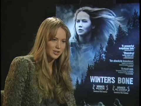 Jennifer Lawrence - Winter's Bone Interview