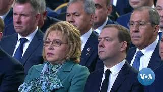 Foreign Investors Call Calvey Detention Decisive Moment for Russia's Economic Future - VOAVIDEO
