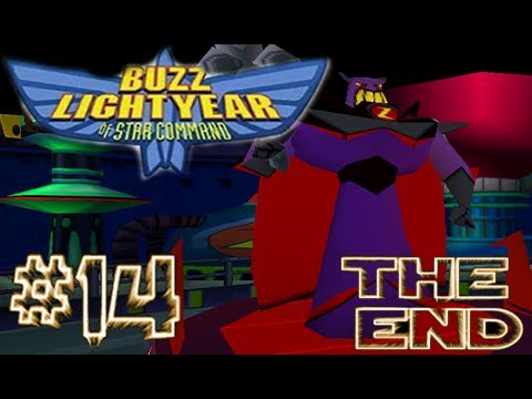 Let's Play Buzz Lightyear of Star Command Part 14 - Zurg's Throne Room
