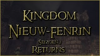Thumbnail van THE KINGDOM NIEUW-FENRIN IS TERUG?! INFO OVER INVITES!