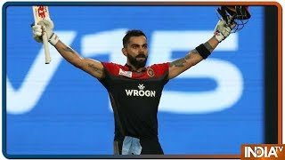 IPL 2019, KKR vs RCB: Kohli's ton overpowers Russell-Rana show, Bangalore beat Kolkata by 10 Runs - INDIATV