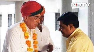 राजस्थान चुनाव में जसवंत के बेटे के बीजेपी से बगावती तेवर - NDTVINDIA