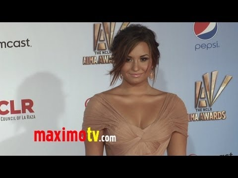 Demi Lovato - Breathtaking Beauty - 2011 Alma Awards