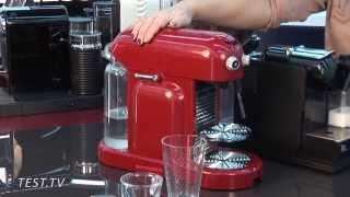 TEST.TV: Кофемашины - хорош ли кофе из капсул?