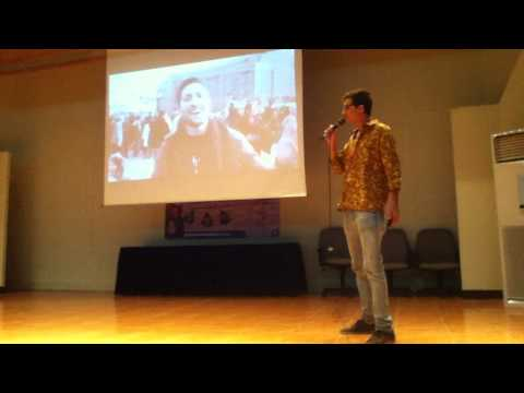 Egyptian EP, Ahmed Hossam, Performance (@AIESEC_IPB) 2014