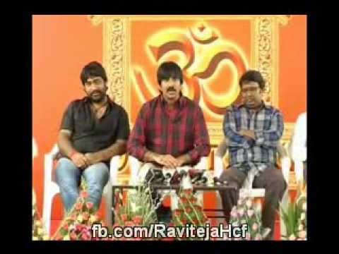 Ravi Teja's Nippu Movie Opening