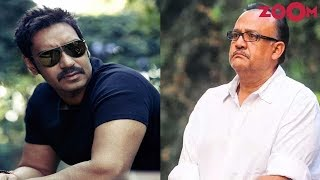 Ajay Devgn REACTS to Alok Nath controversy & #MeToo movement - ZOOMDEKHO