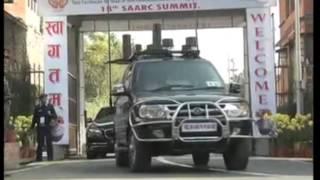 24, Nov 2014 - Nepal gears up to welcome SAARC leaders - ANIINDIAFILE