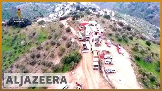 🇪🇸 Spain rescuers struggle to reach two-year-old who fell in well | Al Jazeera English - ALJAZEERAENGLISH