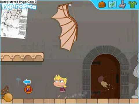 Poptropica Walkthrough Time Tangled Island Pt. 3