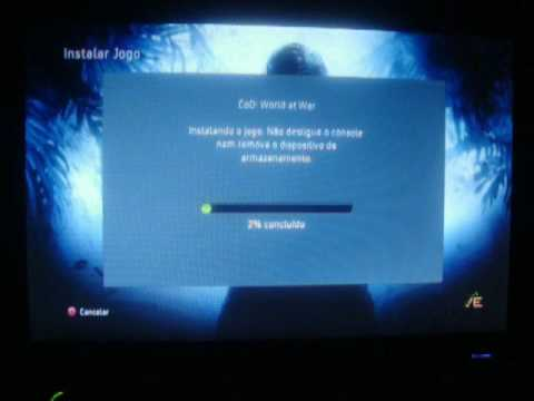 Como Instalar Jogo no HD do Xbox 360