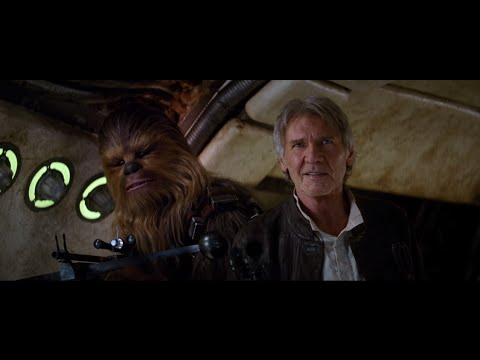 New Star Wars: The Force Awakens Teaser #2 at Star Wars Celebration Anaheim with Crowd Reaction