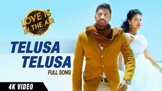 Telusa Telusa Full Video 4K UHD Song || Gopi Kakivai, Akhilla Kakivai || Sarrainodu - TFPC