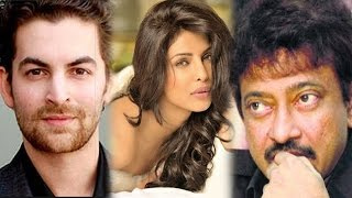 Bollywood News in 1 minute - Priyanka Chopra, Neil Nitin Mukesh, Ram Gopal Verma