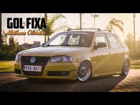 VW Gol G4 Amarelo - FIXA - Matheus Oliveira   CarEliteBR