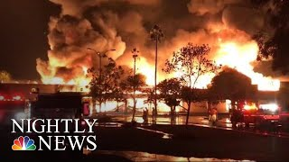 After The Ashes: When The Fires Came (Part 1) | NBC Nightly News - NBCNEWS
