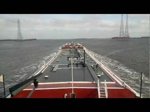 Towboating Fun in Houston Part 2 Outbound Houston Ship Channel