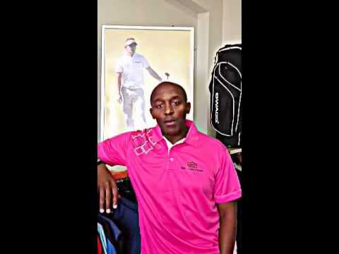 Swagg Lifestyle well wishes Jbe Kruger for CIMB Classic 2012
