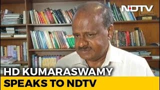 On Shivamogga Battle, HD Kumaraway Says Have Recognised And Fixed Mistake - NDTV