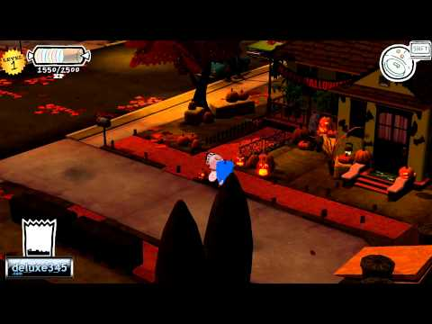 Costume Quest Gameplay (PC HD)